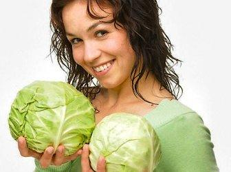 Правда ли что капуста увеличивает бюст