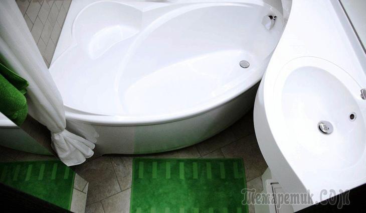 Ванная комната. Оптимизация пространства